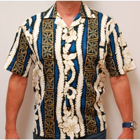 TOWN & COUNTRY SURF DESIGNS HAWAIIAN SHIRT