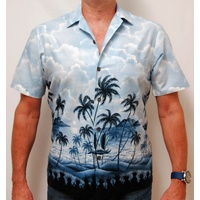 RJC LTD HAWAIIAN SHORT SLEEVE SHIRT