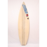 ENERGY SIMON ANDERSON THRUSTER RETRO SURFBOARD 6'2""
