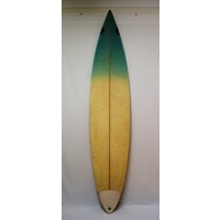 "SOLD ... OUTER ISLAND FLEXTAIL GUN shaped by MITCHELL RAE 7'6"" surfboard"