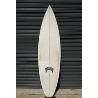 "MAYHEM 6'0"" thruster NATHAN HEDGE PRO BOARD retro surfboard"