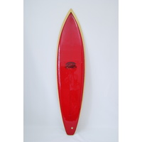 MICHAEL PETERSON SHANE SINGLE FIN surfboard